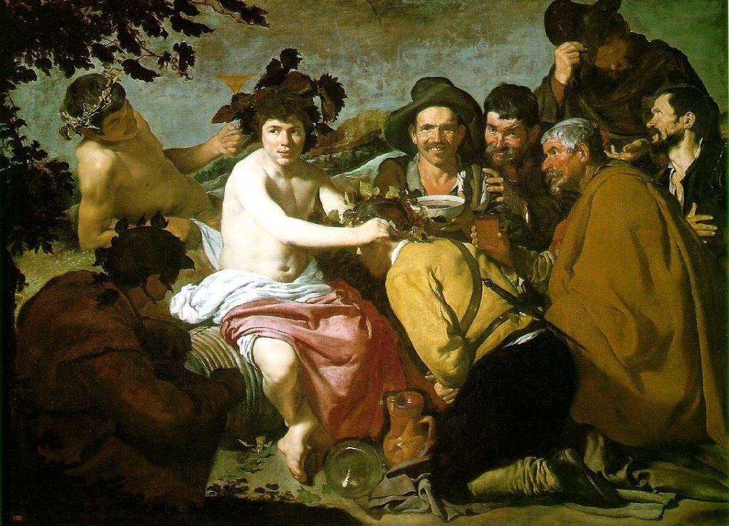 Diego_Velázquez_Los_Borrachos